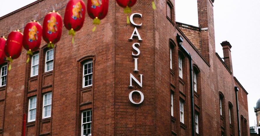 Introducción a un casino móvil