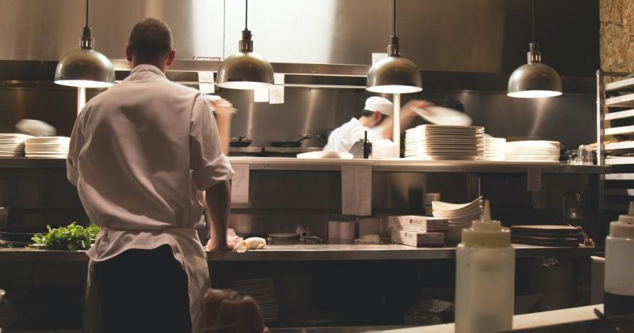 ¡Atención cocineros! - NetEnt lanza Hell's Kitchen de Gordon Ramsay