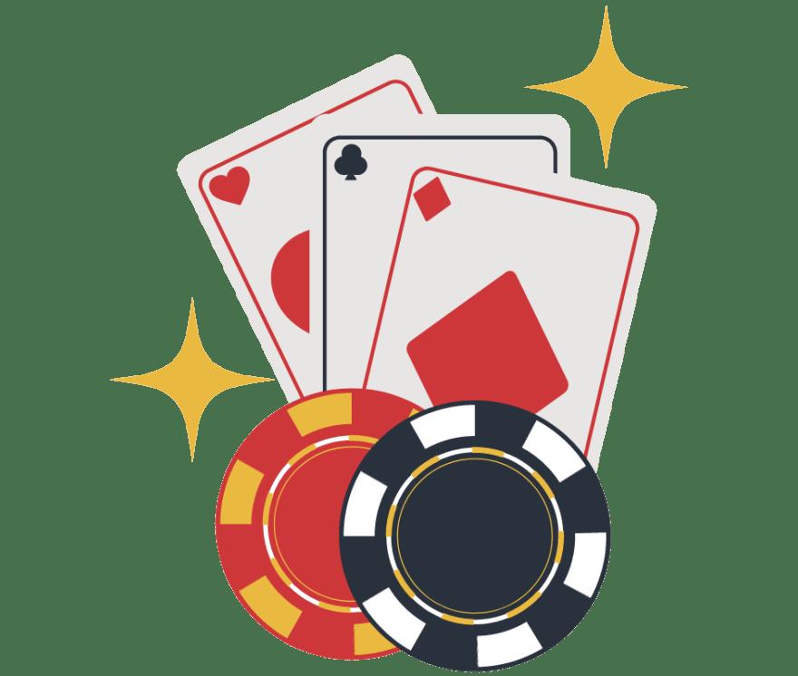 Los 143 mejores sitios de Casino de Veintiuna en línea en Columbia