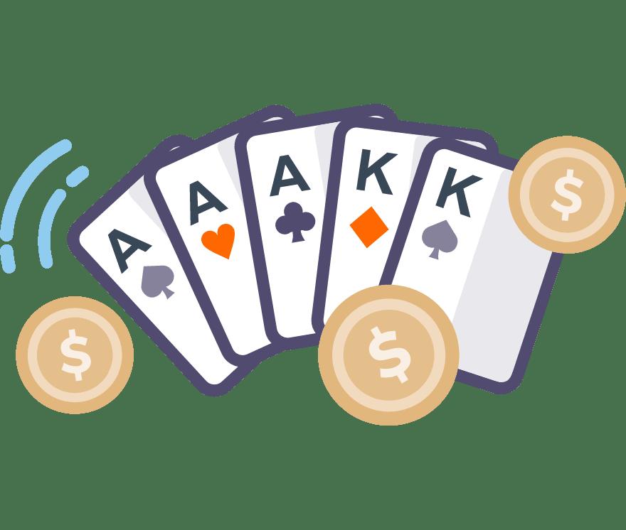 Los 95 mejores sitios de Casino de Póker en línea en Columbia
