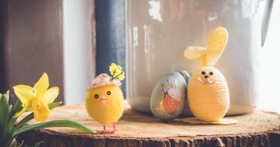 Yggdrasil da la bienvenida a las vacaciones de Pascua con la Isla de Pascua 2